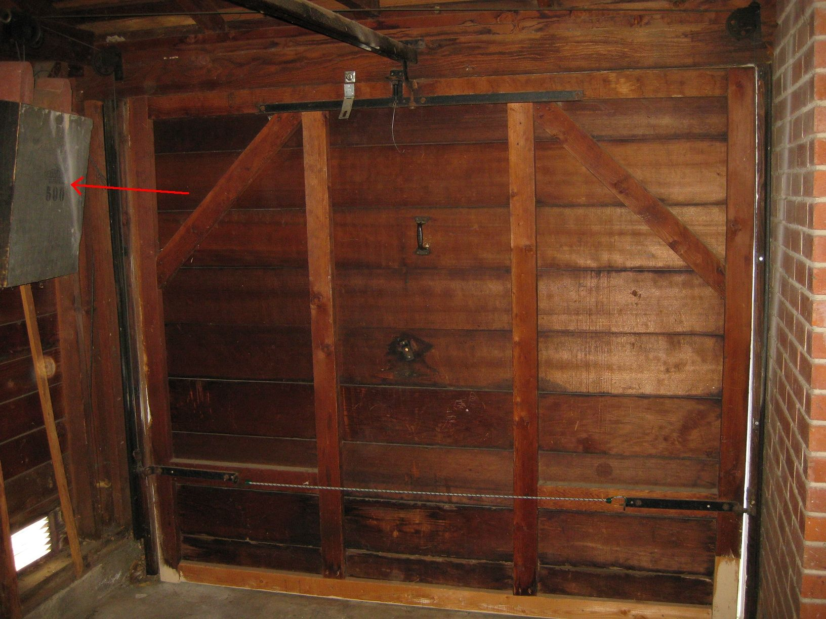 Flip up garage door opener voteno pinterest