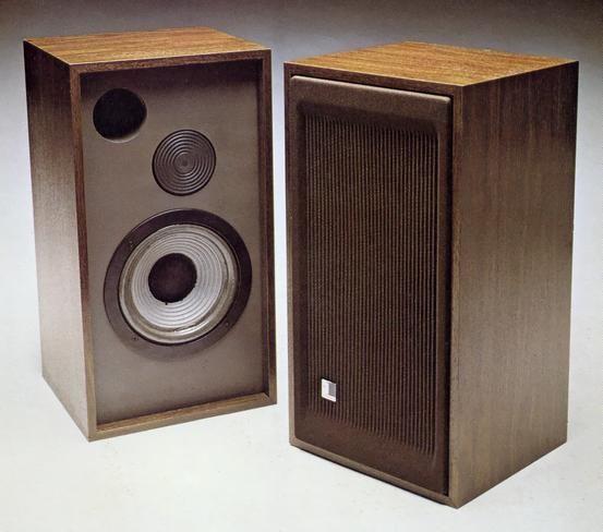Electro-Voice Interface:1  1970