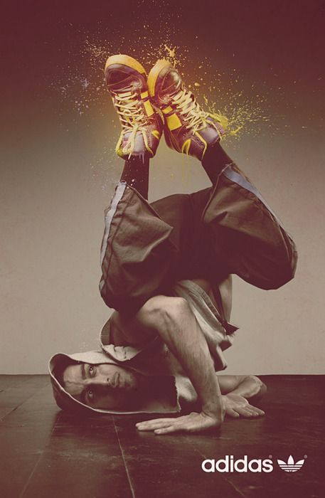 #Adidas streetdance