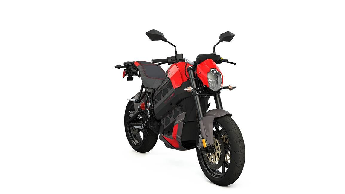 Electric Motorcycle Victory Empulse Tt