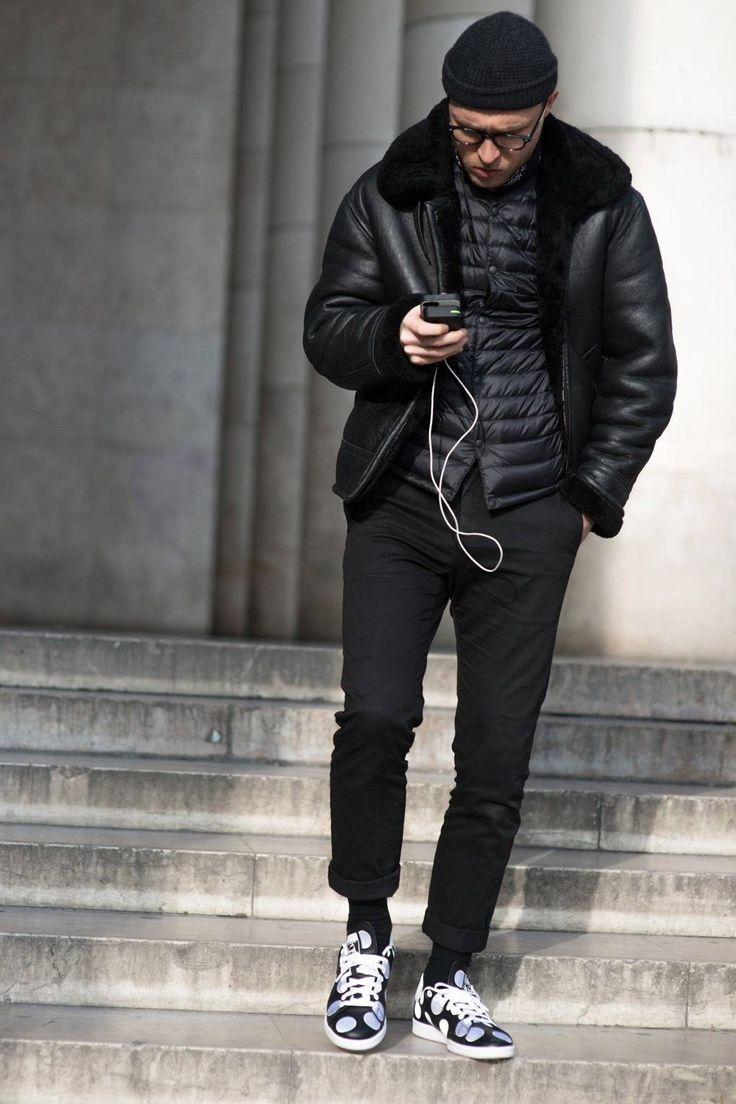 Paris Fashion Week street style #mensstreetstylesummer