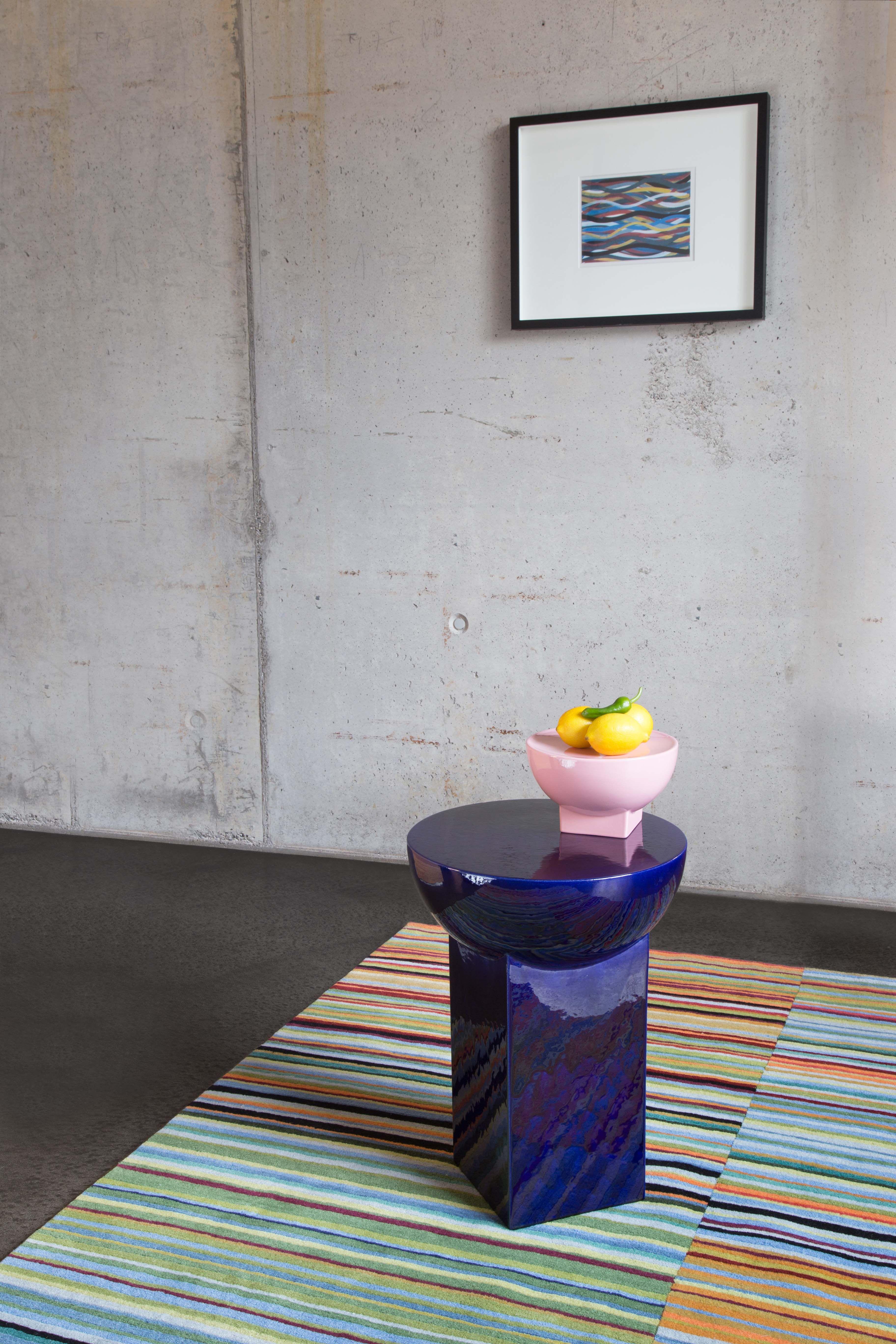 Coffe table Bowl Mila Table High by Sebastian Herkner