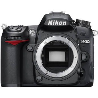 Nikon D7000 Slr Digital Camera Body Only Nikon D7000 Nikon Dslr Digital Slr