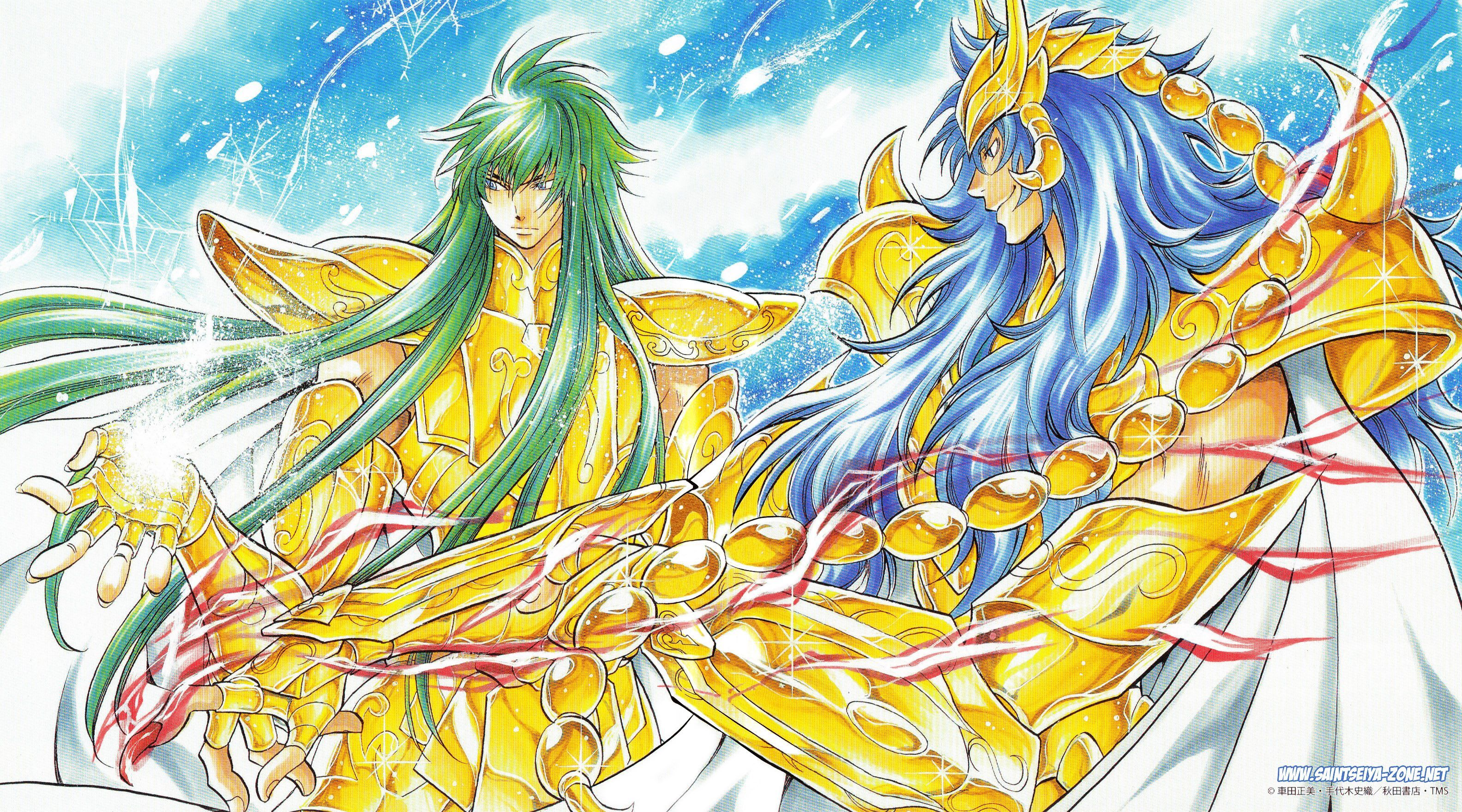 Saint Seiya The Lost Canvas Wallpapers Wallpaper Cave Cdz The