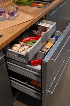 What A Brilliant Idea Drawer Fridge By Nor Cool Outdoor Kitchen Appliances Kitchen Refrigerator Fridge Drawers