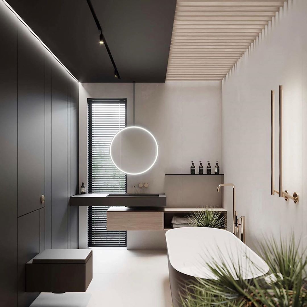84 Likes 0 Comments Luxogem Luxogem On Instagram What Do You Think Contemporary Bathroom Designs Bathroom Interior Design Beautiful Bathroom Designs