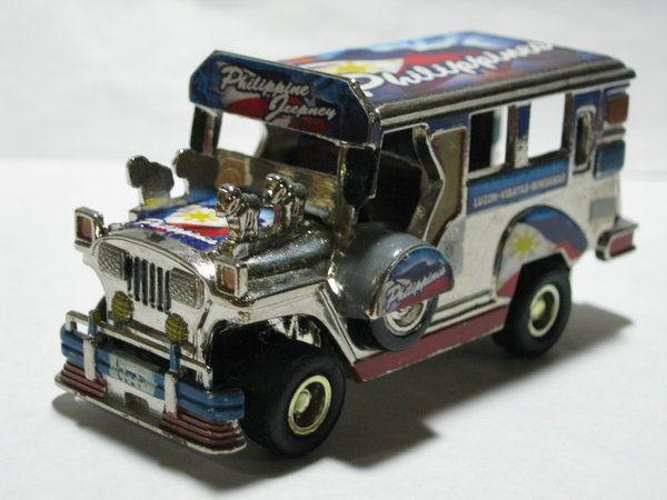 Philippine Jeepney | Jeepney, Owner type jeep, Toy car