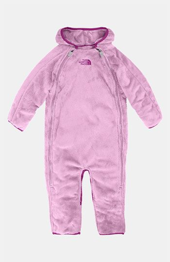 36be4415cede The North Face  Buttery  Bunting (Infant) - in delicate purple ...