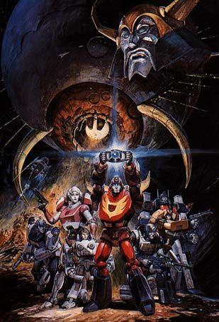Transformers: The Movie //Rodimus!