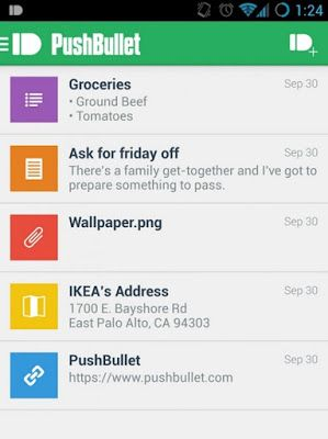 PushBullet Apk For Android – Mod Apk Free Download For Android