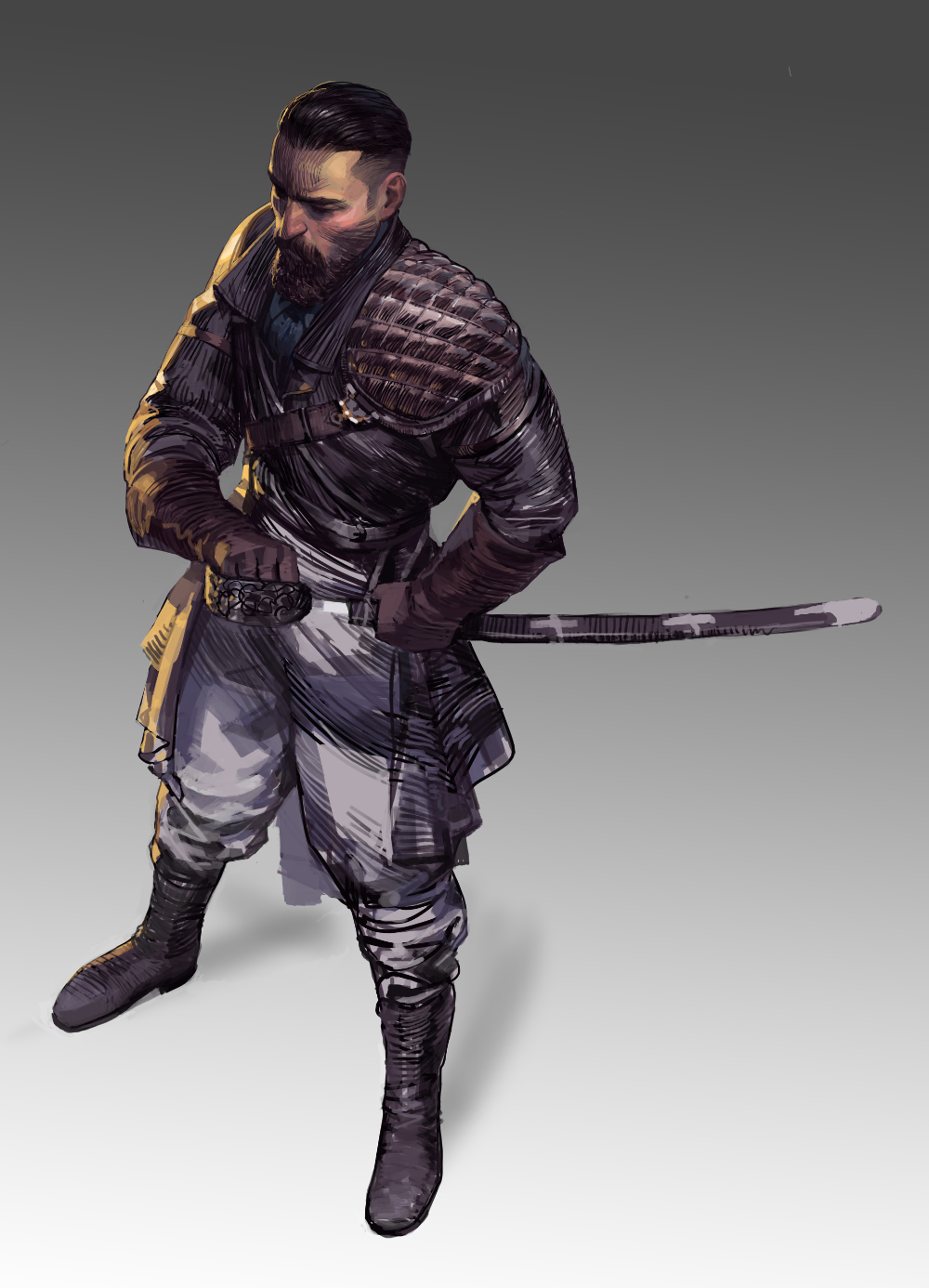 30++ Medieval swordsman information
