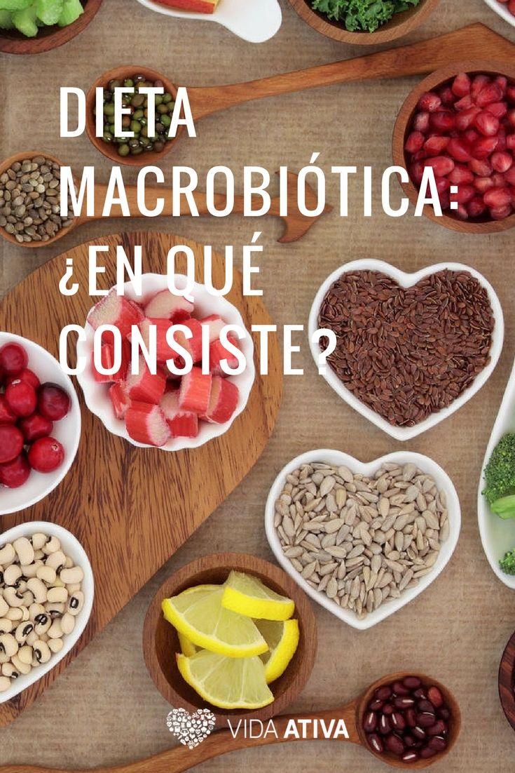 en que consiste una dieta macrobiotica
