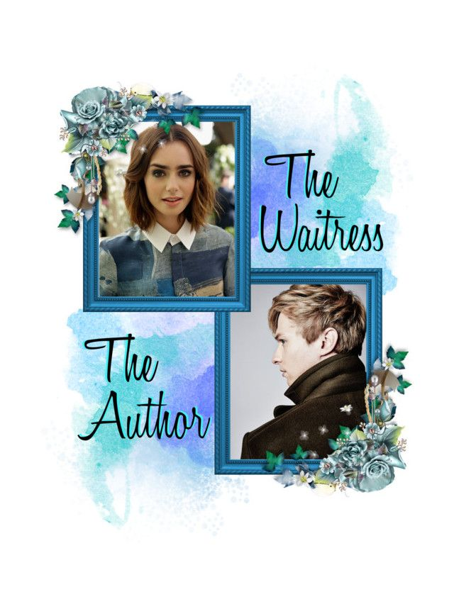 """The Waitress and the Author"" by natasha-maree13 ❤ liked on Polyvore featuring art, polyvoreeditorial and monsterslutRP"