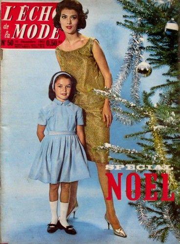 The echo of fashion n ° 50 - 1961 - Fur - French fashion magazine ...