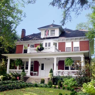 Best Old House Neighborhoods 2011: The South | Asheville north ...