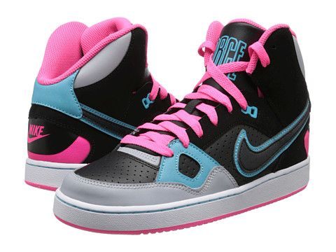 Kids son of force mid big kid, Nike. Nike KidsBasketball ShoesMy ...