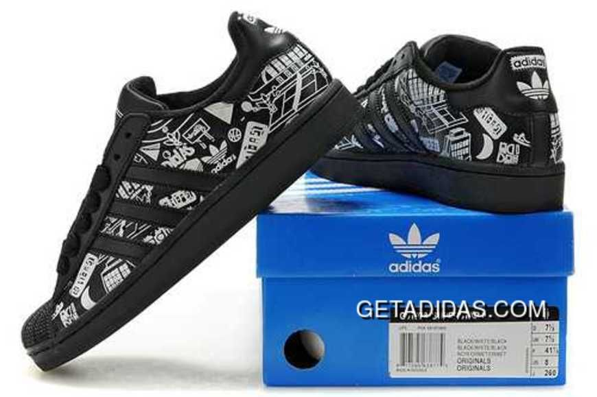 adidas superstar 2 graffiti pack