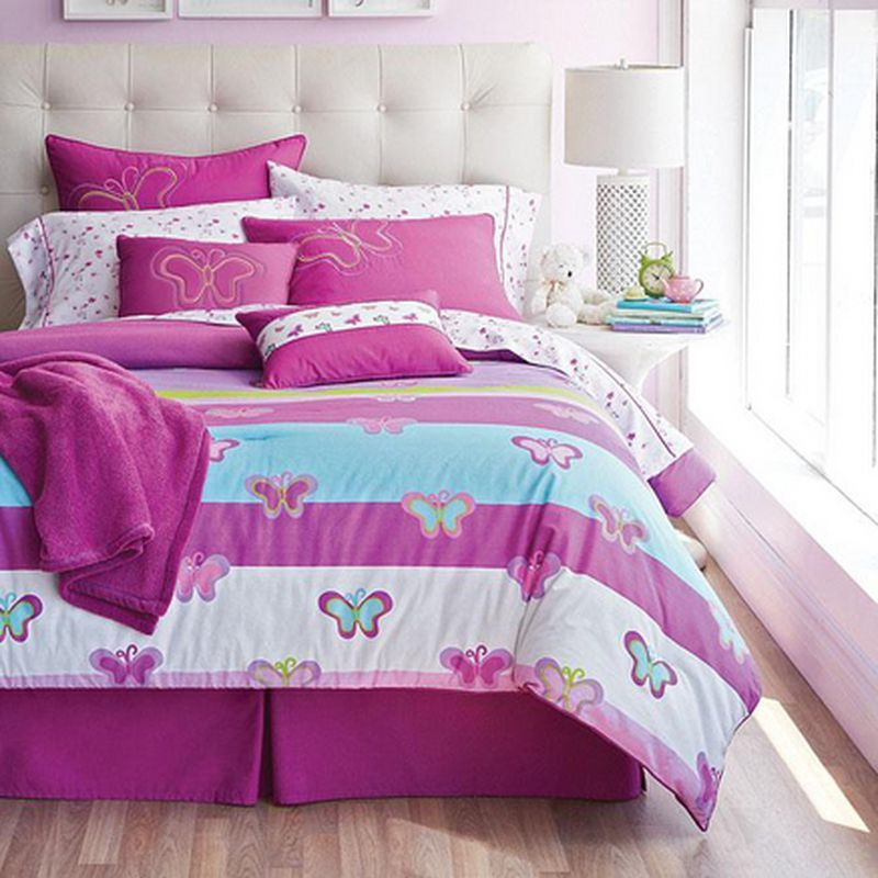 ensemble douillette hailey sears sears canada129 je la veux pour ma petite chambre. Black Bedroom Furniture Sets. Home Design Ideas