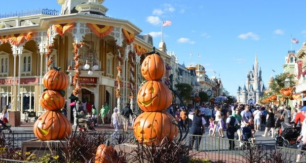 Top 7 Tips for Mickey\u0027s Not So Scary Halloween Party at Walt Disney - not so scary halloween decorations
