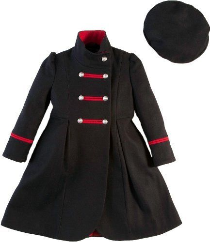 S. Rothschild Kids Coat, Girls Double Breasted Coat - Kids Jackets ...