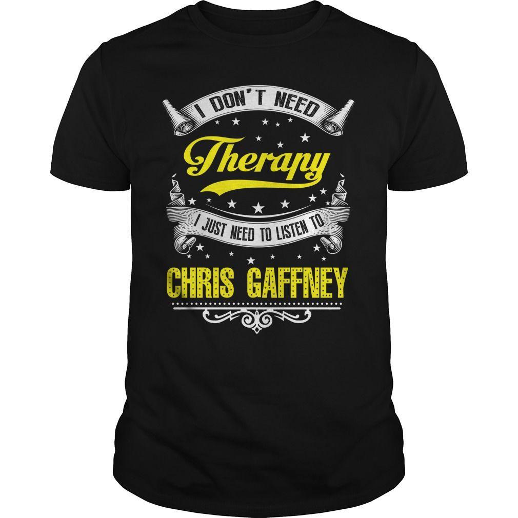 Chris Gaffney Patricks Day