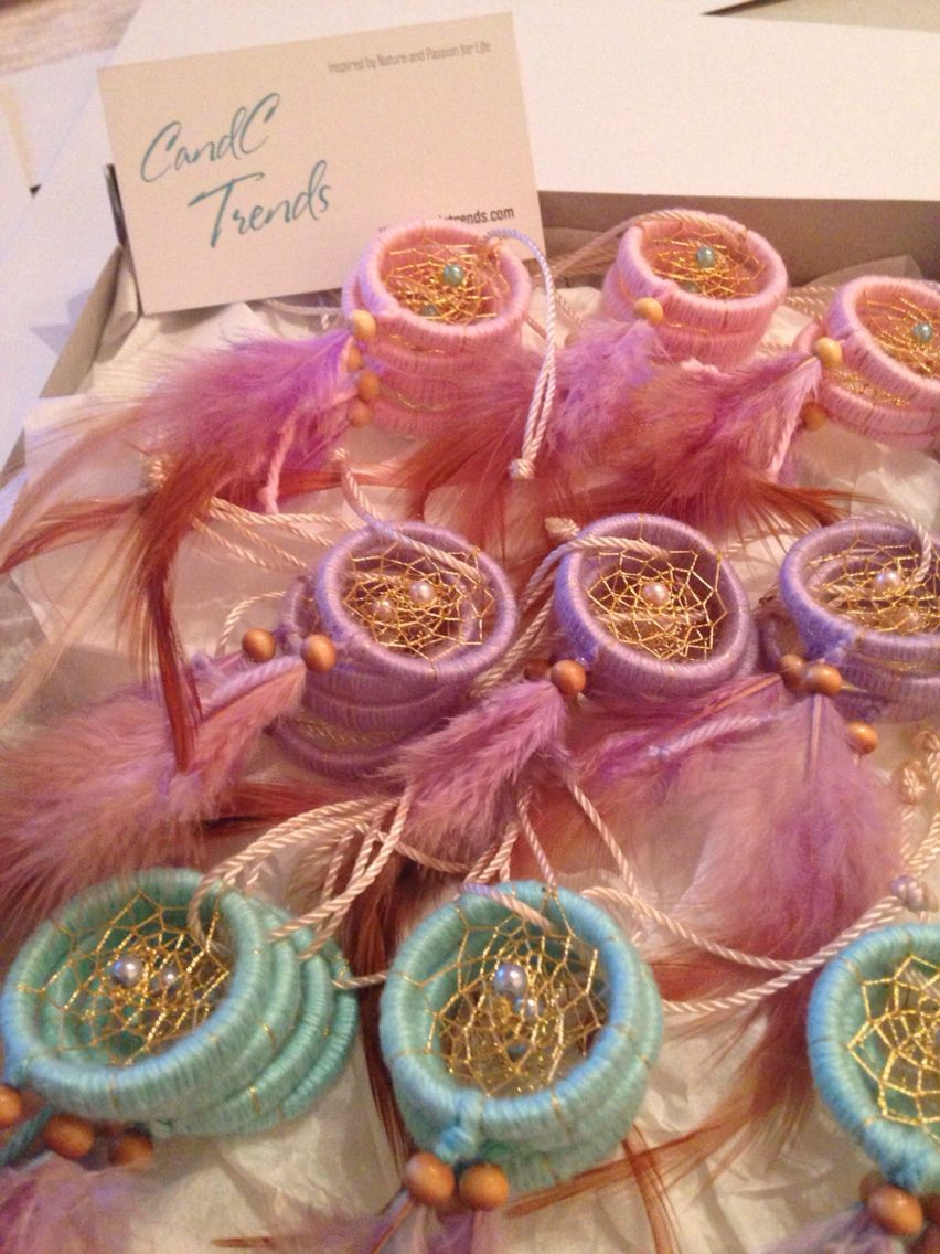 Mini Dream Catcher For The Little Ladies Www Cnctrendss