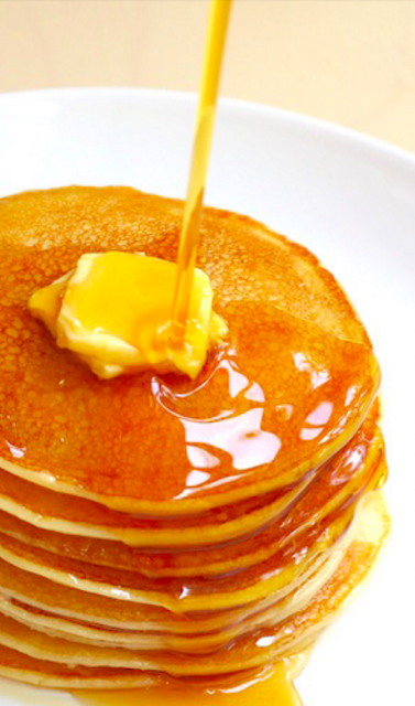 How to make classic buttermilk pancakes.