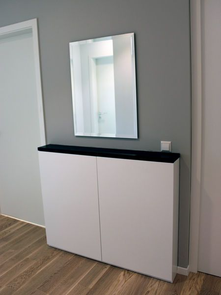nett schmales sideboard f r flur haus pinterest schmales sideboard schmal und flure. Black Bedroom Furniture Sets. Home Design Ideas
