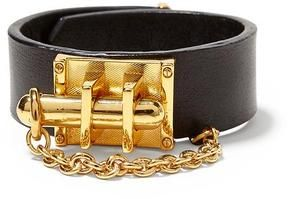Rachel Zoe Leather Signature Bracelet on shopstyle.com