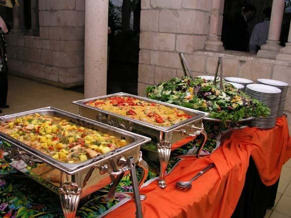wedding catering buffet style | Wedding buffet display! | Cakes ...