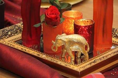 Tischdekoration t rkei orientalische t rkische tischdeko 3 wedding decoration fusion tisch - Orientalische tischdeko ...