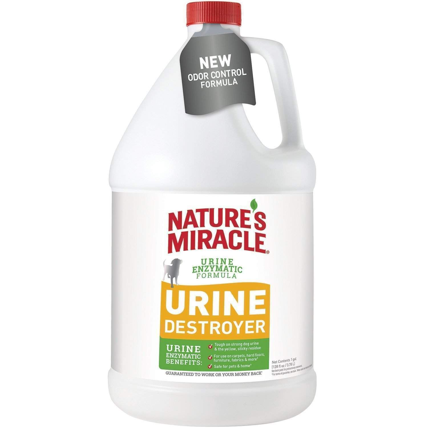 Nature's Miracle Urine Destroyer 1 Gal. For Dogs Odor