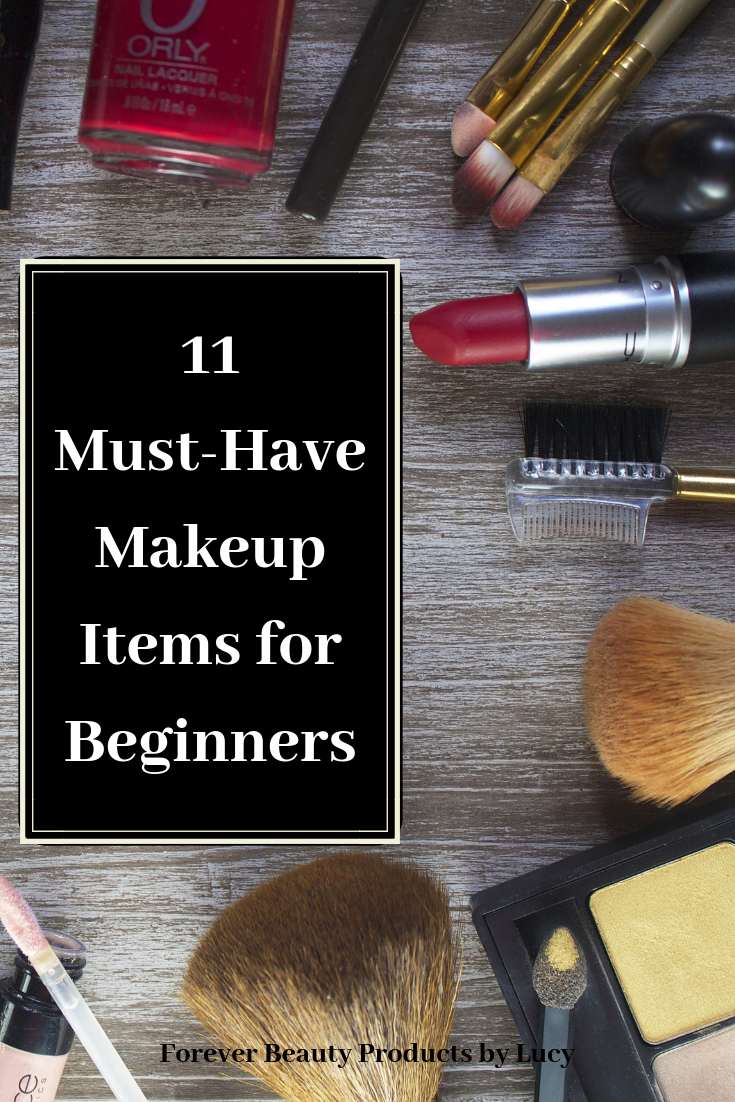 Makeup Guide for Beginners Beginner makeup kit, Makeup