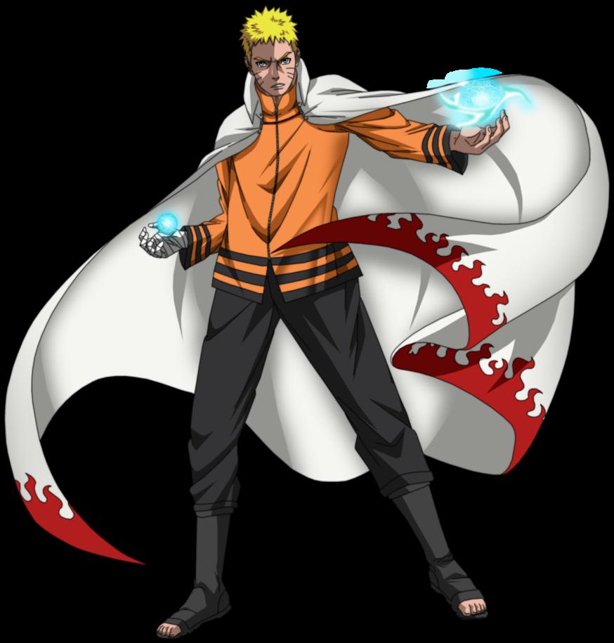Naruto Uzumaki 7th Hokage By Esteban 93 On Deviantart Naruto