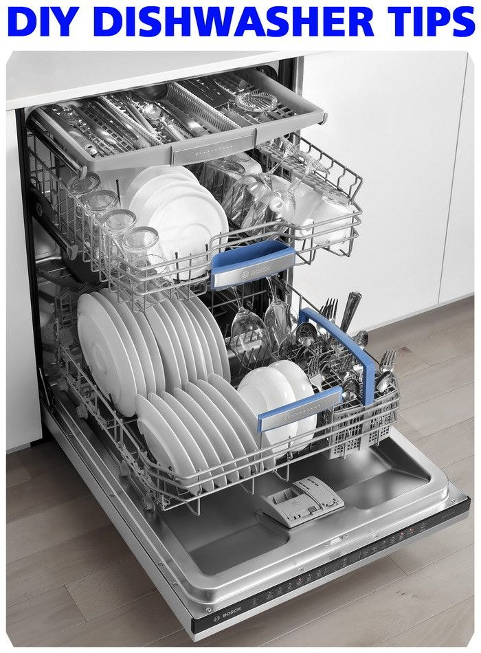 Best Helpful Diy Tips To Keep Your Dishwasher Running Smooth And Smelling Like New Home Appliances Diy Kitchen Remodel Dishwasher Repair