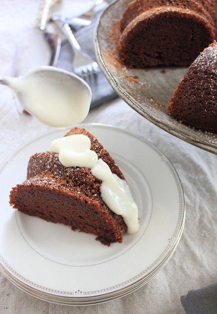 #glutenfree Natural Red Velvet Cake l via Wooden Spoon Baking