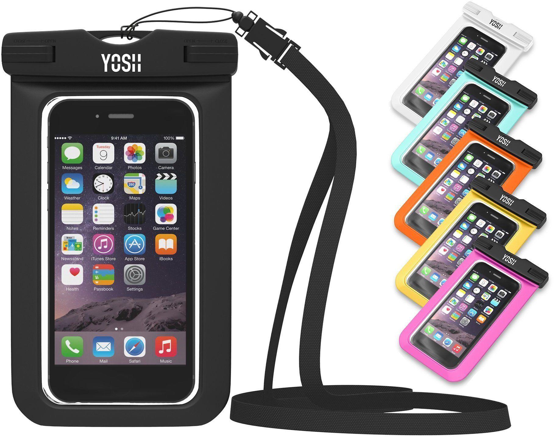 newest 7b695 d7b1b ✪ LIFETIME WARRANTY ✪ YOSH® Universal Waterproof Case Bag for ...