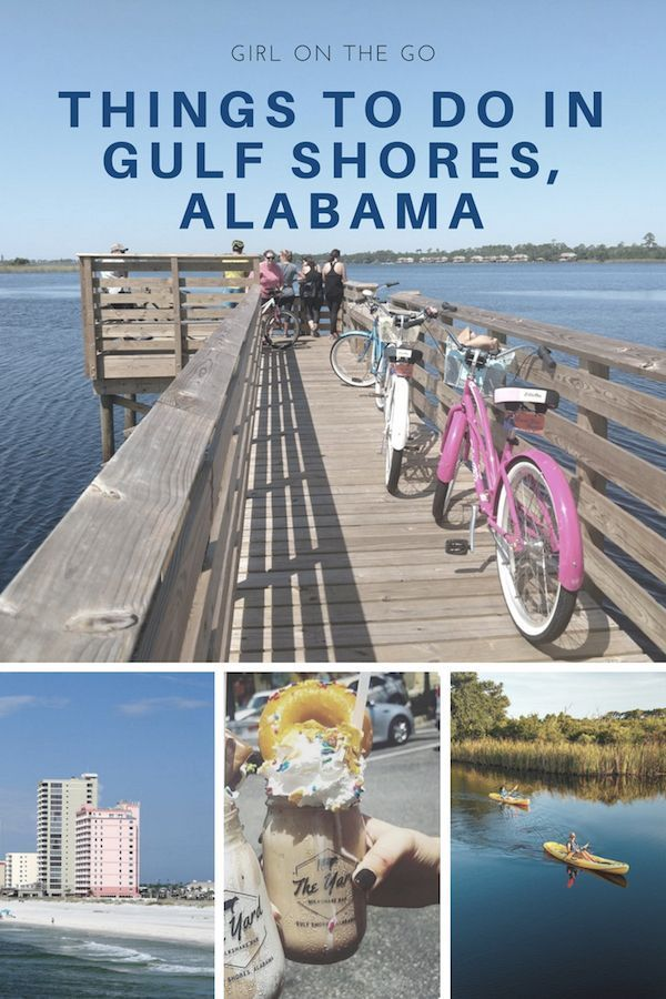 Things To Do On Vacation In Gulf Shores And Orange Beach