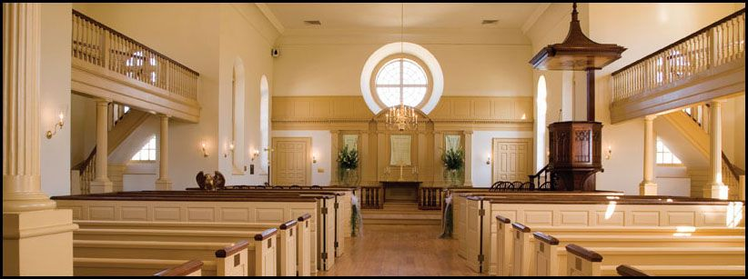 Lucille Ryals Thompson Colonial Chapel at American Village ...