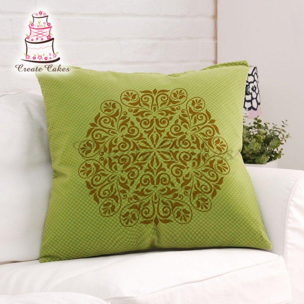buy 100 food grade tree pattern large wall stencil plastic patting ...