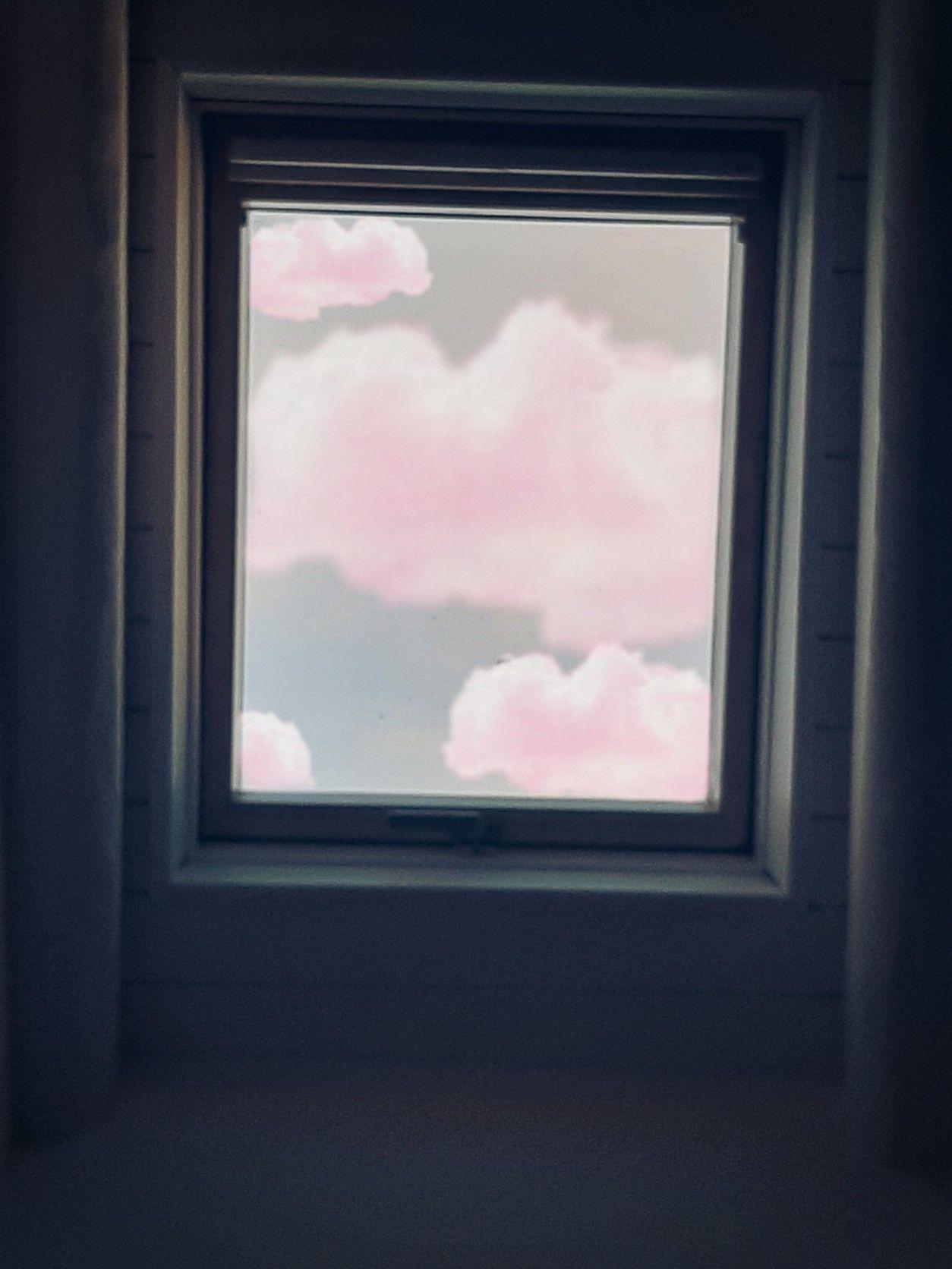 #cielorosa #nuvola #rosa #paesaggi