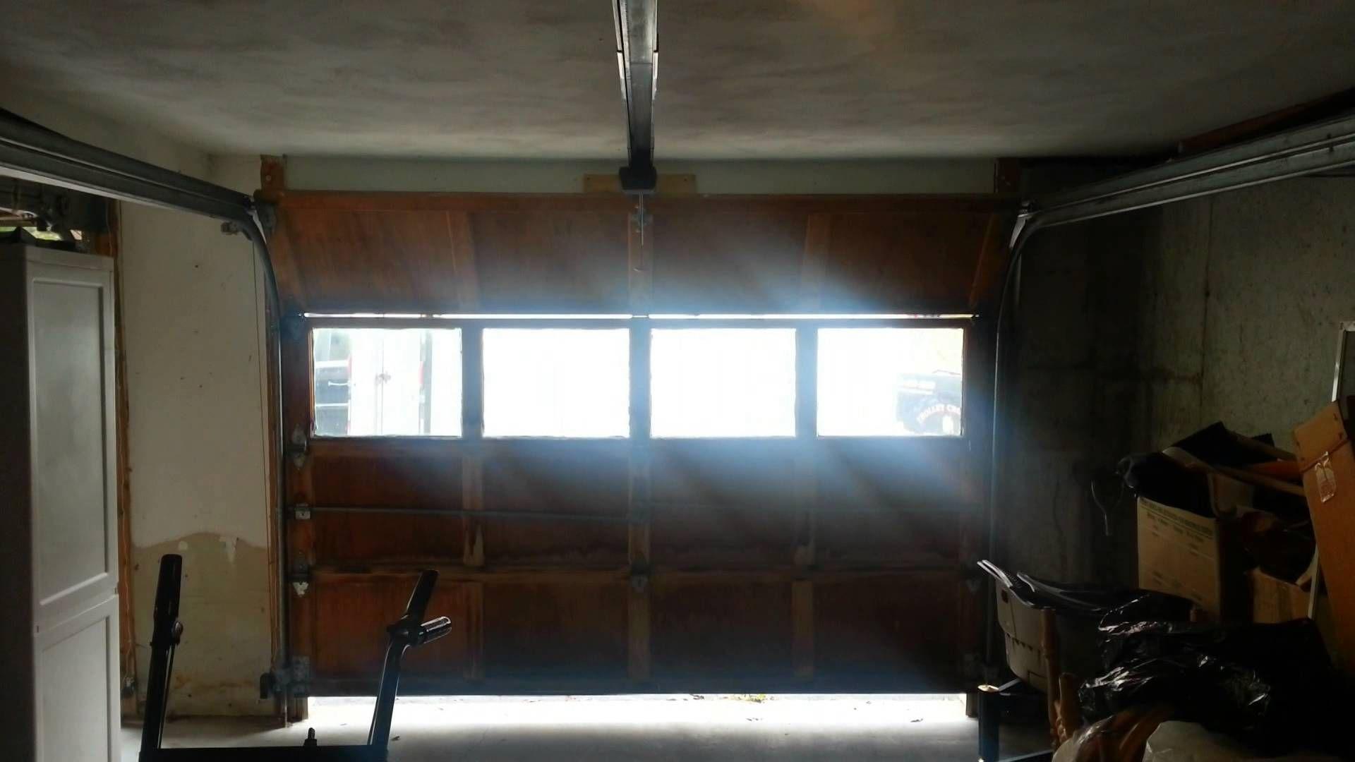 Sommer Synoris 550 Garage Door Opener And Raynor Garage Doors