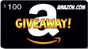 Freebieking $100 Amazon Gift Card Giveaway