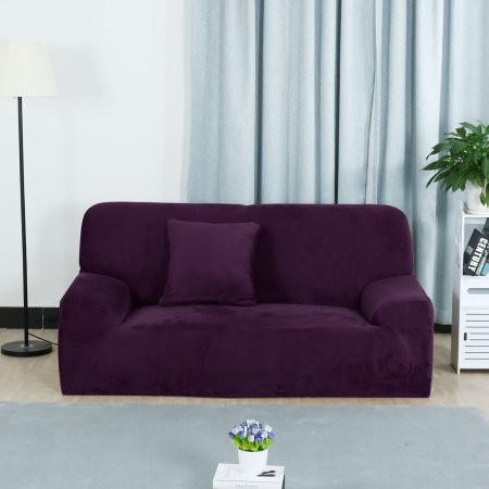 Piccocasa Slipcover Sofa Covers Chair Couch Covers 2 Seater