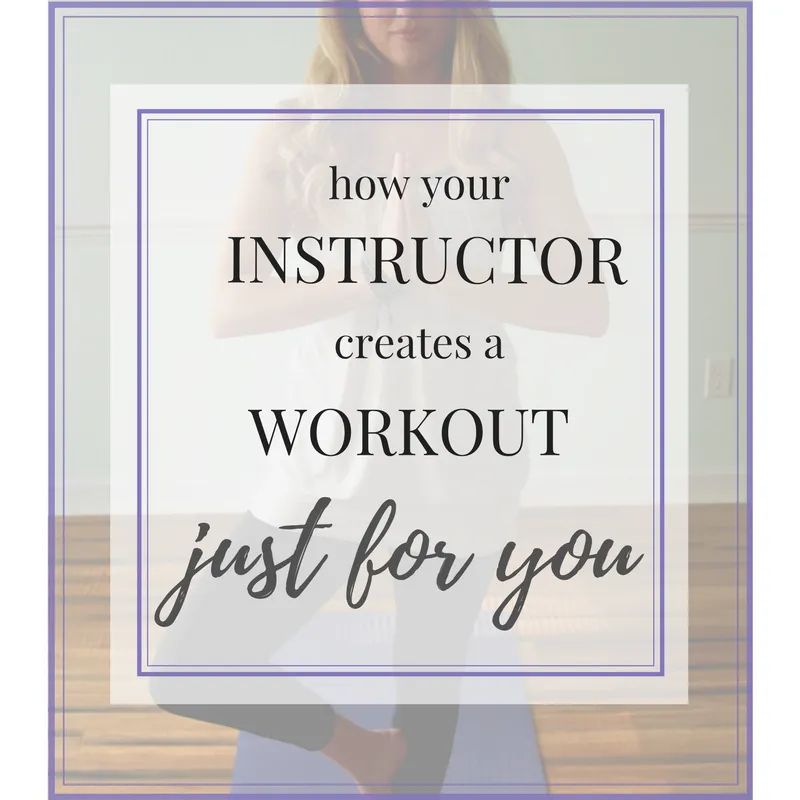 How Your Pilates Instructor Uses a Postural Assessment to