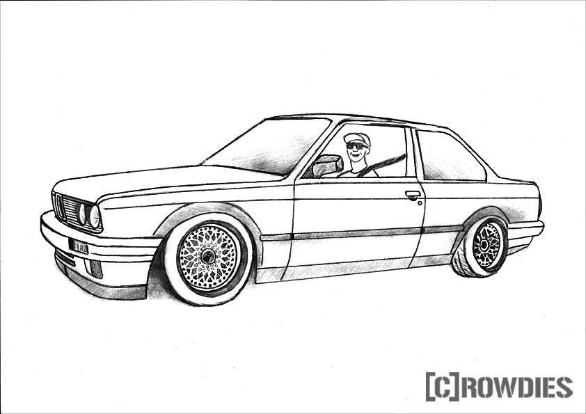 Sr Santos Tarafindan Auto Caricaturas Automotive Cartoon