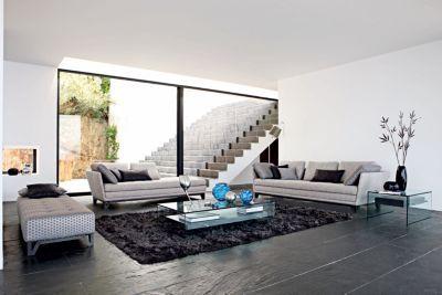 Littoral 3 4 Seat Sofa Roche Bobois Modern Apartment Living Room Transitional Living Room Design Apartment Living Room
