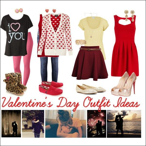 Must Know 43 Beautiful Valentines Day Outfit Ideas Wedding
