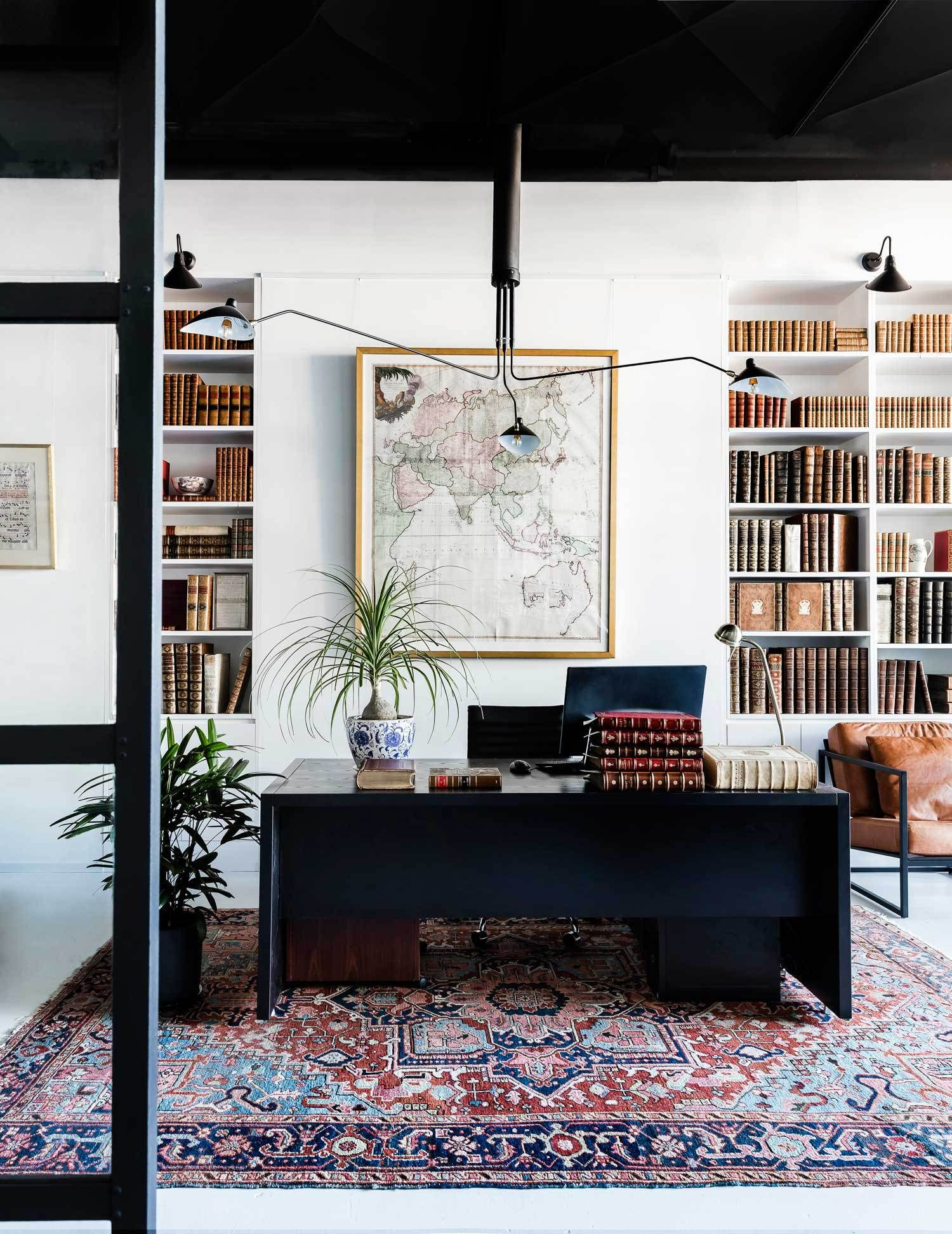 Rare bookseller  office space in surry hills by busatti studio yellowtrace also minimalist bedrooms with cheap furniture home decor and rh pinterest