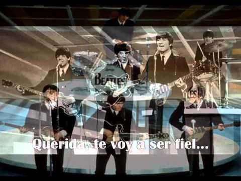 The Beatles- All My Loving (subtitulos en español)